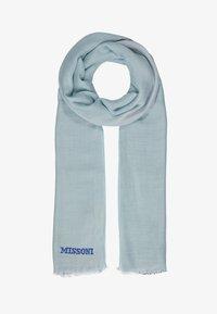 Missoni - Scarf - light blue - 1