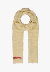 Missoni - Scarf - beige - 1