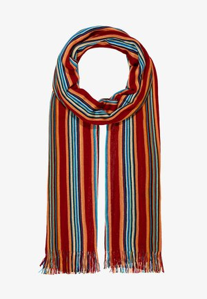 SCIARPA - Scarf - red/multi-coloured