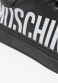 MOSCHINO - Tenisky - nero - 2