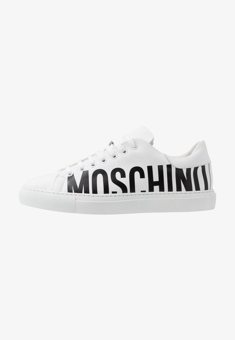 MOSCHINO - Sneakers basse - white