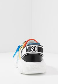 MOSCHINO - Sneakers basse - white/blue - 3