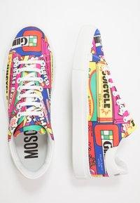 MOSCHINO - Tenisky - multicolor - 1