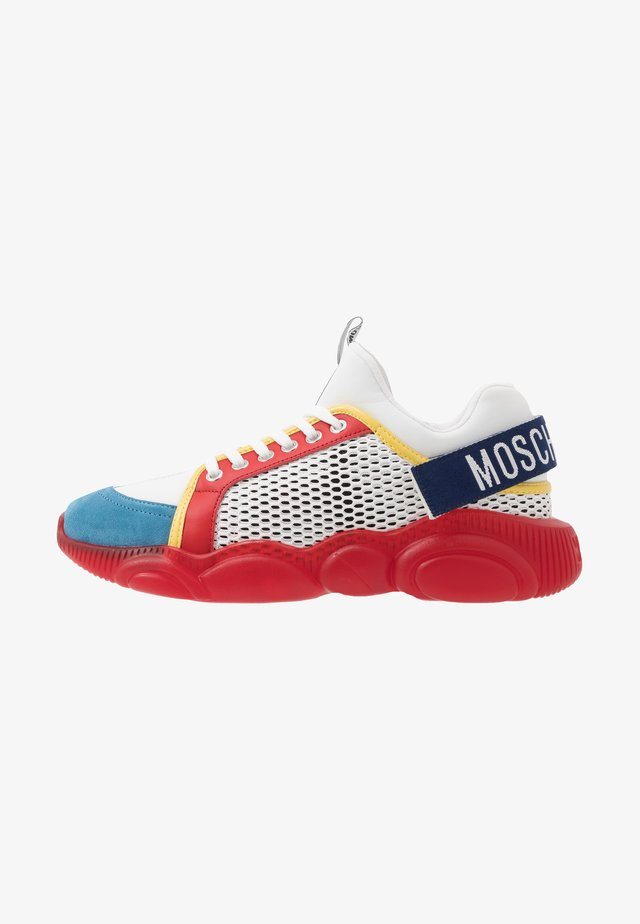 Sneaker low - blue/white