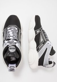 MOSCHINO - Sneakers basse - black - 1