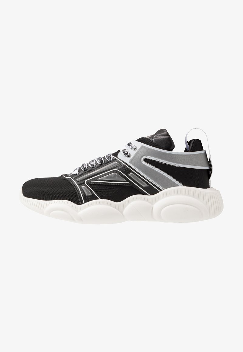 MOSCHINO - Sneakers basse - black