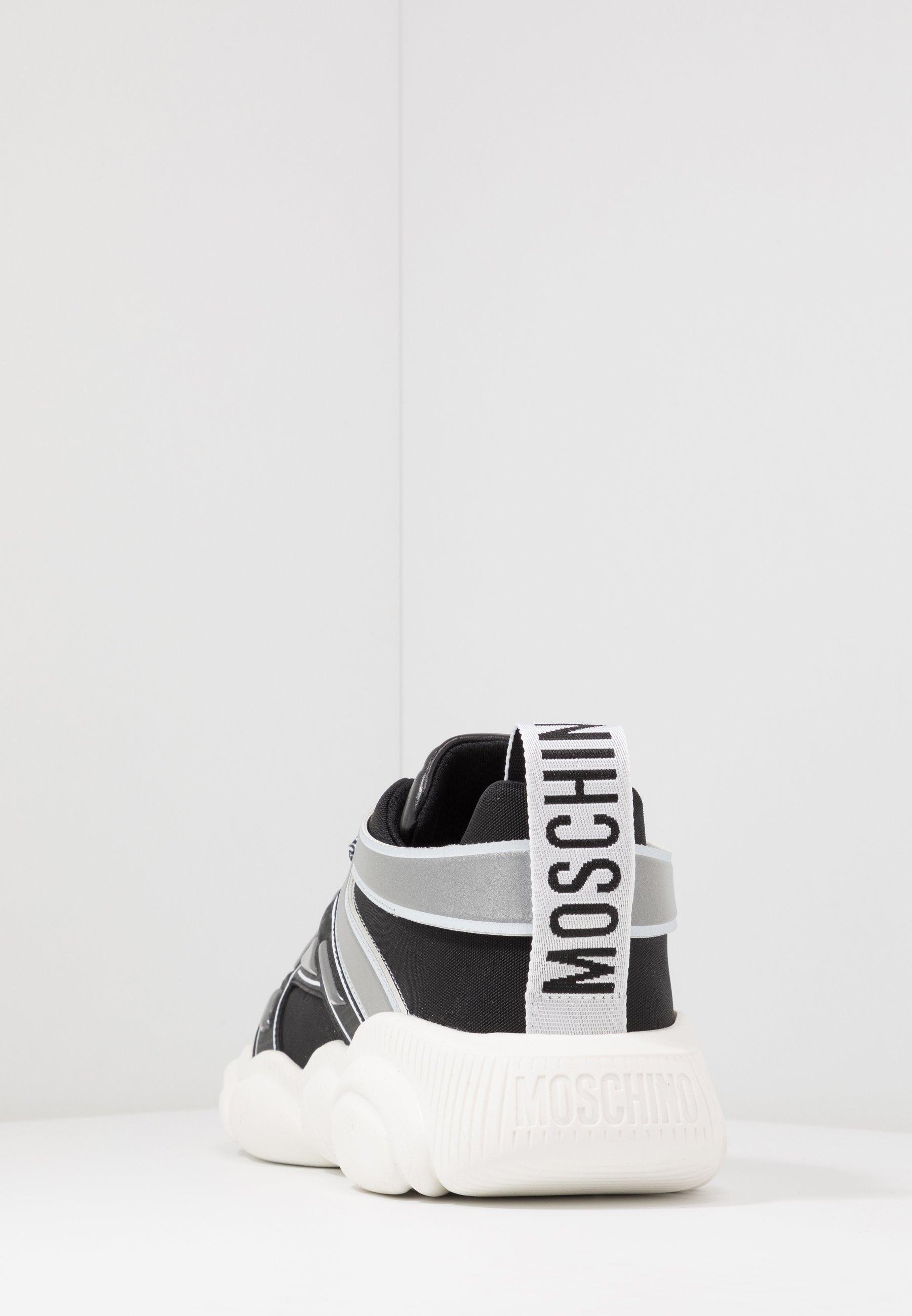 Moschino Sneakers Basse - Black