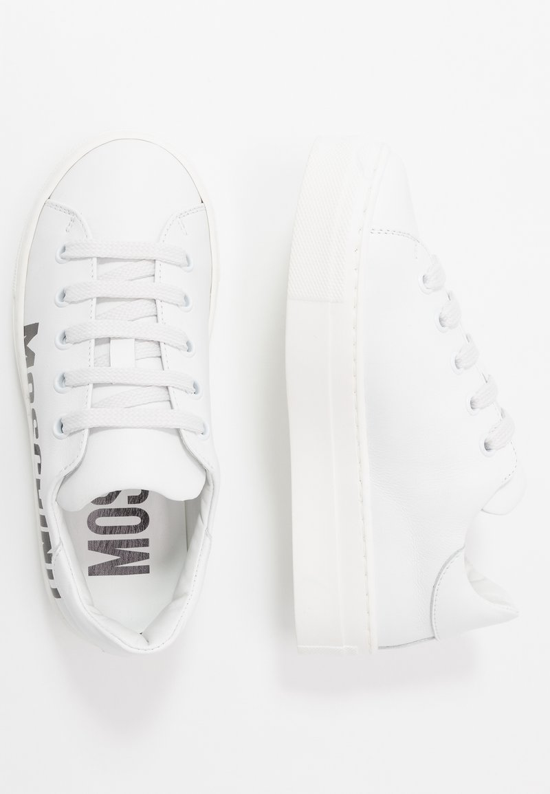 MOSCHINO - Tenisky - white