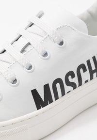 MOSCHINO - Tenisky - white - 2