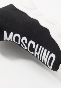 MOSCHINO - High-top trainers - black - 2
