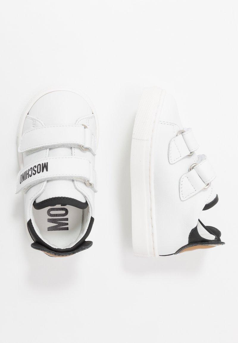 MOSCHINO - Trainers - white