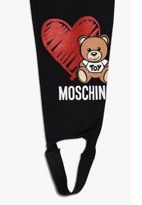MOSCHINO - Leggingsit - black - 3