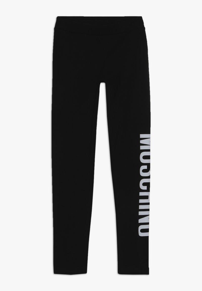 MOSCHINO - Leggings - Hosen - black