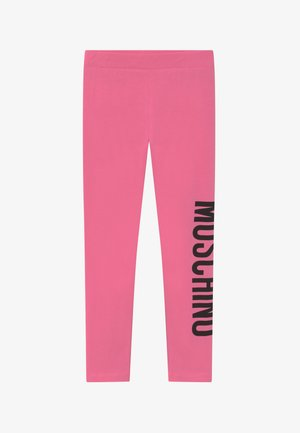Leggingsit - dark pink