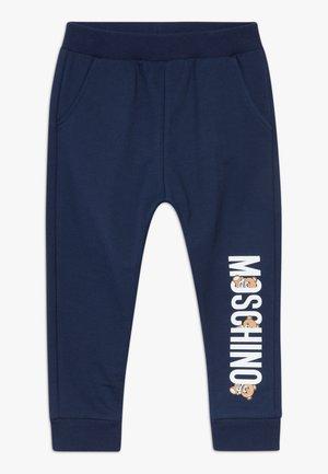 Teplákové kalhoty - navy blue
