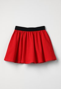 MOSCHINO - SKIRT - Minisukně - fiery red - 1