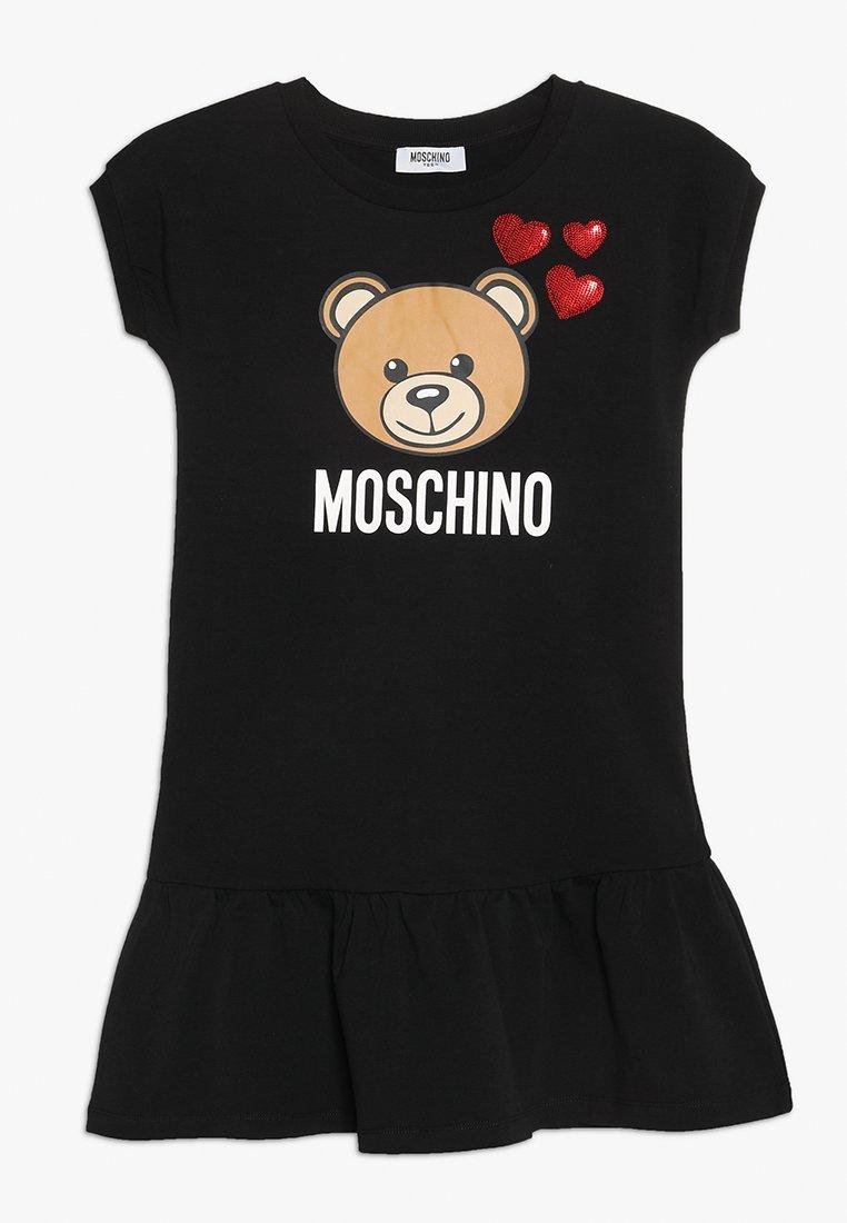 MOSCHINO - DRESS - Vestido informal - nero/black