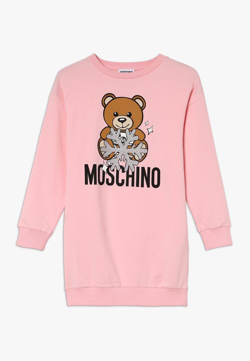 MOSCHINO - DRESS - Day dress - sugar rose