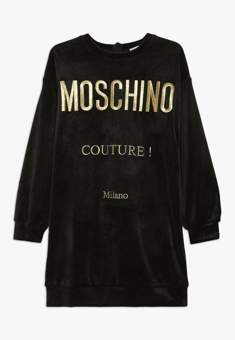 MOSCHINO - DRESS  - Cocktail dress / Party dress - black