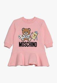 MOSCHINO - DRESS - Freizeitkleid - sugar rose - 0