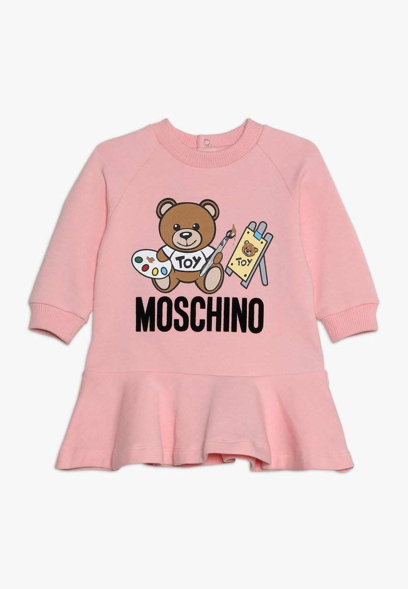 MOSCHINO - DRESS - Freizeitkleid - sugar rose