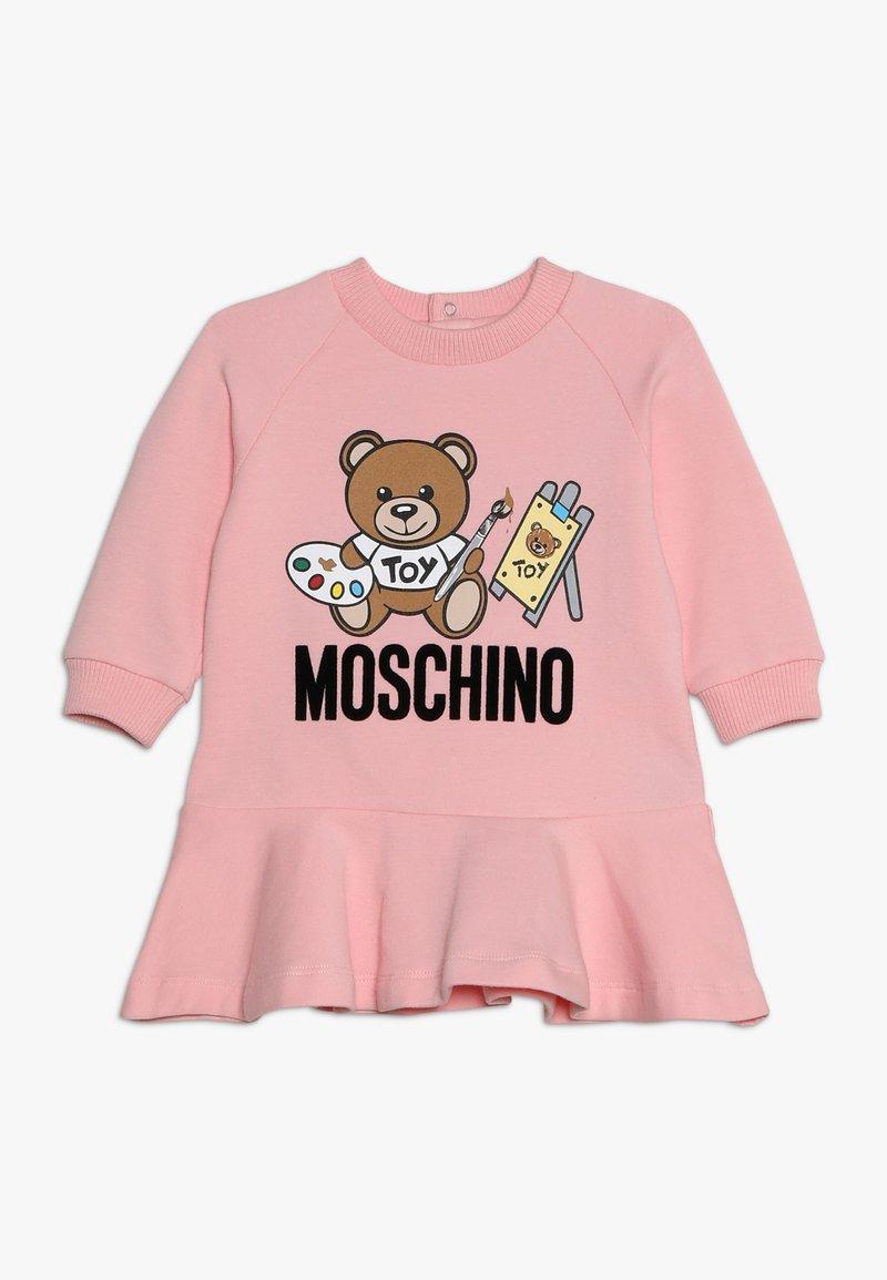 MOSCHINO - DRESS - Vestido informal - sugar rose