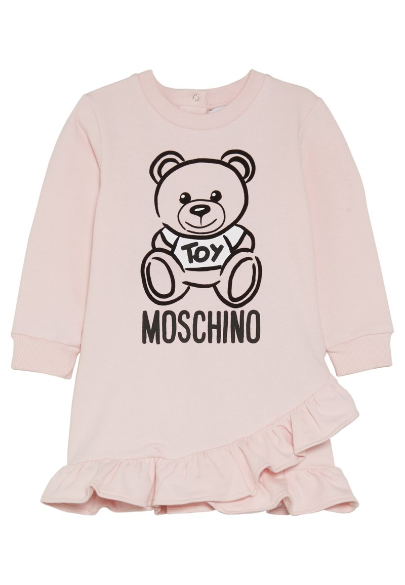 MOSCHINO - DRESS WITH GIFT BOX - Baby gifts - sugar rose
