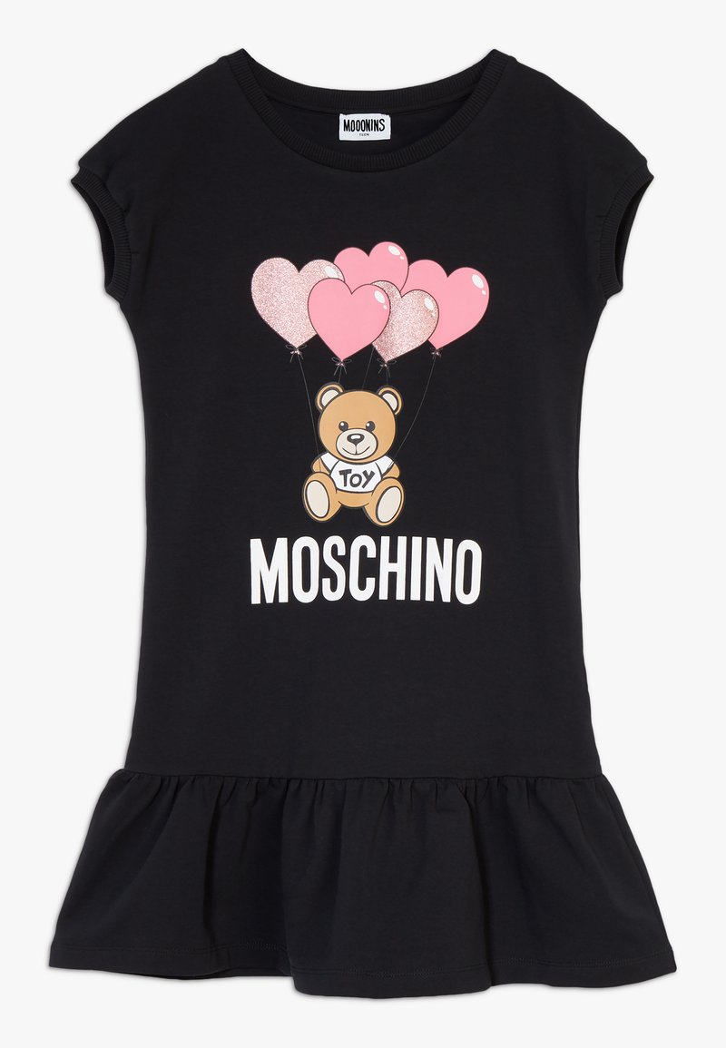 MOSCHINO - DRESS - Denní šaty - black