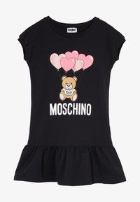 MOSCHINO - DRESS - Denní šaty - black - 3