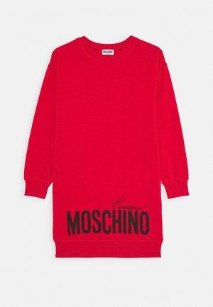 DRESS - Denní šaty - flame red
