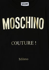 MOSCHINO - Long sleeved top - black - 3