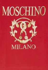 MOSCHINO - T-shirt à manches longues - poppy red - 3