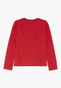 MOSCHINO - T-shirt à manches longues - poppy red - 1