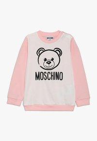 MOSCHINO - Pitkähihainen paita - sugar rose - 0