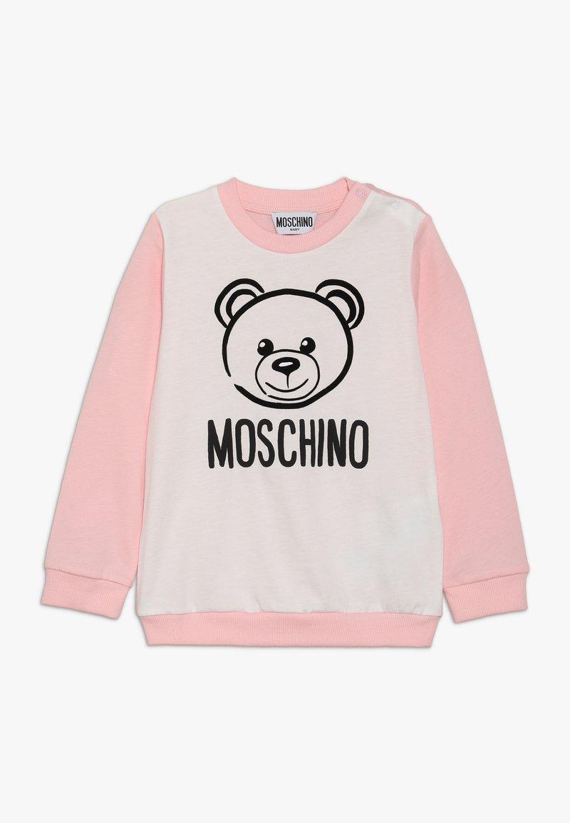 MOSCHINO - Pitkähihainen paita - sugar rose