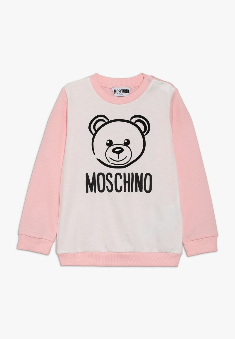 MOSCHINO - Camiseta de manga larga - sugar rose