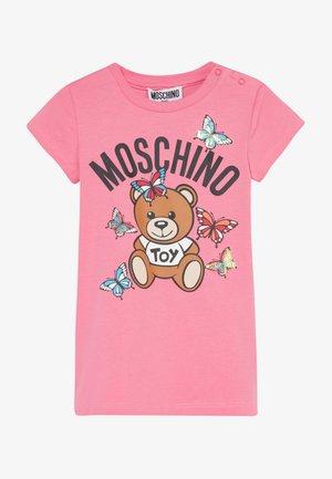 MAXI - T-shirts print - dark pink