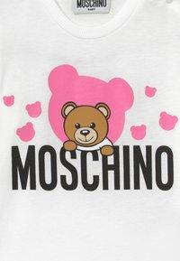 MOSCHINO - Longsleeve - white - 3