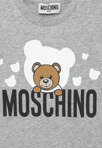 MOSCHINO - Longsleeve - grigio chiaro - 3
