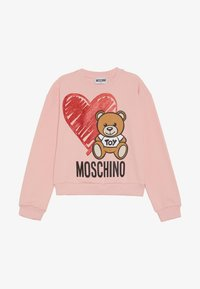 MOSCHINO - Sweatshirt - sugar rose - 2