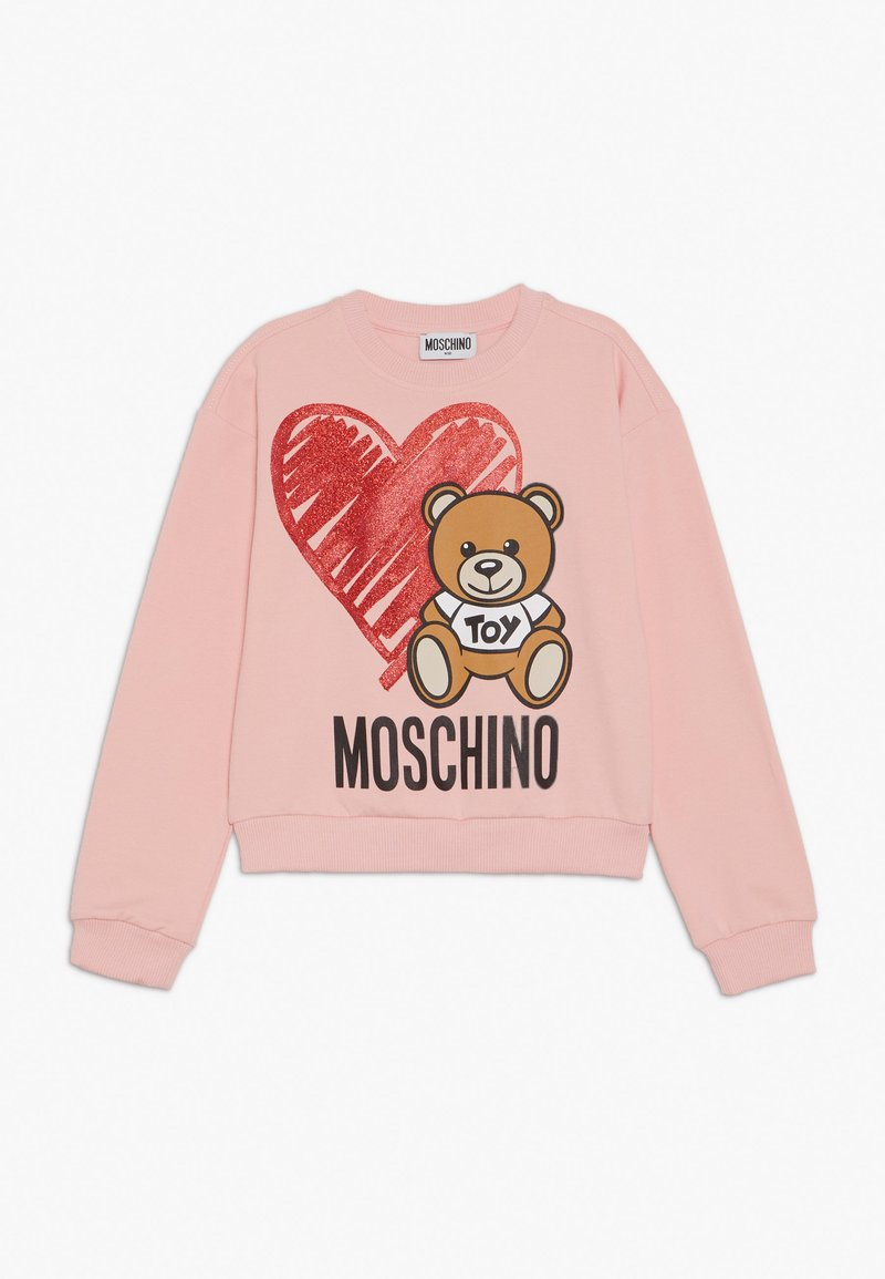MOSCHINO - Sweatshirt - sugar rose