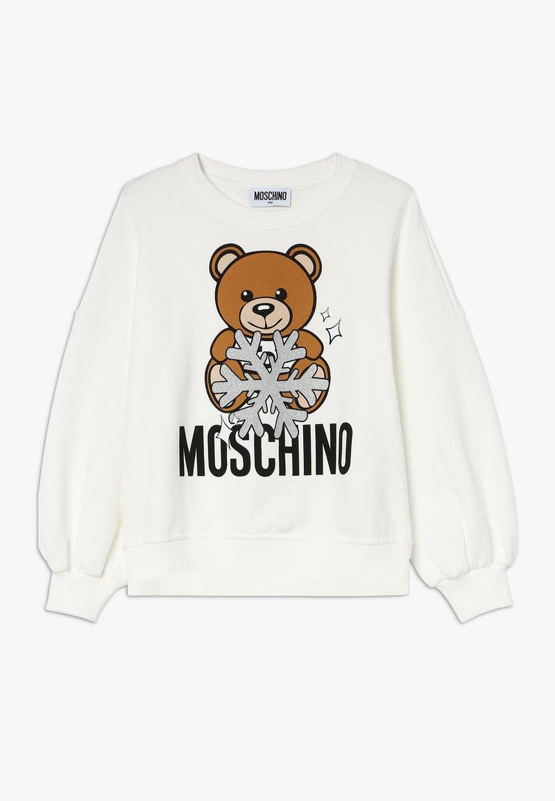 MOSCHINO - Sweatshirt - cloud