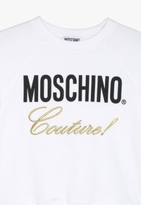 MOSCHINO - Sweatshirt - optic white - 3