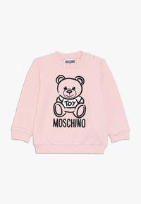 MOSCHINO - Sweatshirt - sugar rose - 0