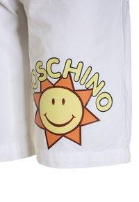 MOSCHINO - Shortsit - bianco ottico - 4