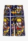 MOSCHINO - SHORTS - Pantalones deportivos - baya blue/maramao