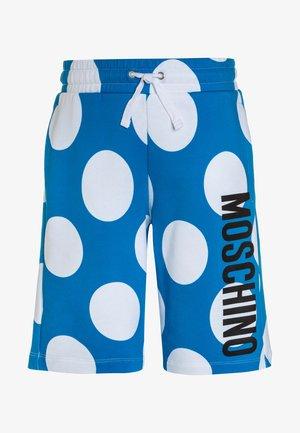 Pantalon de survêtement - baya blue/white