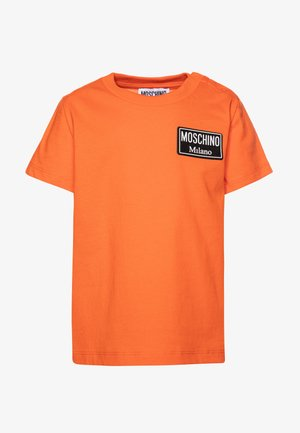 T-shirt imprimé - orange flame