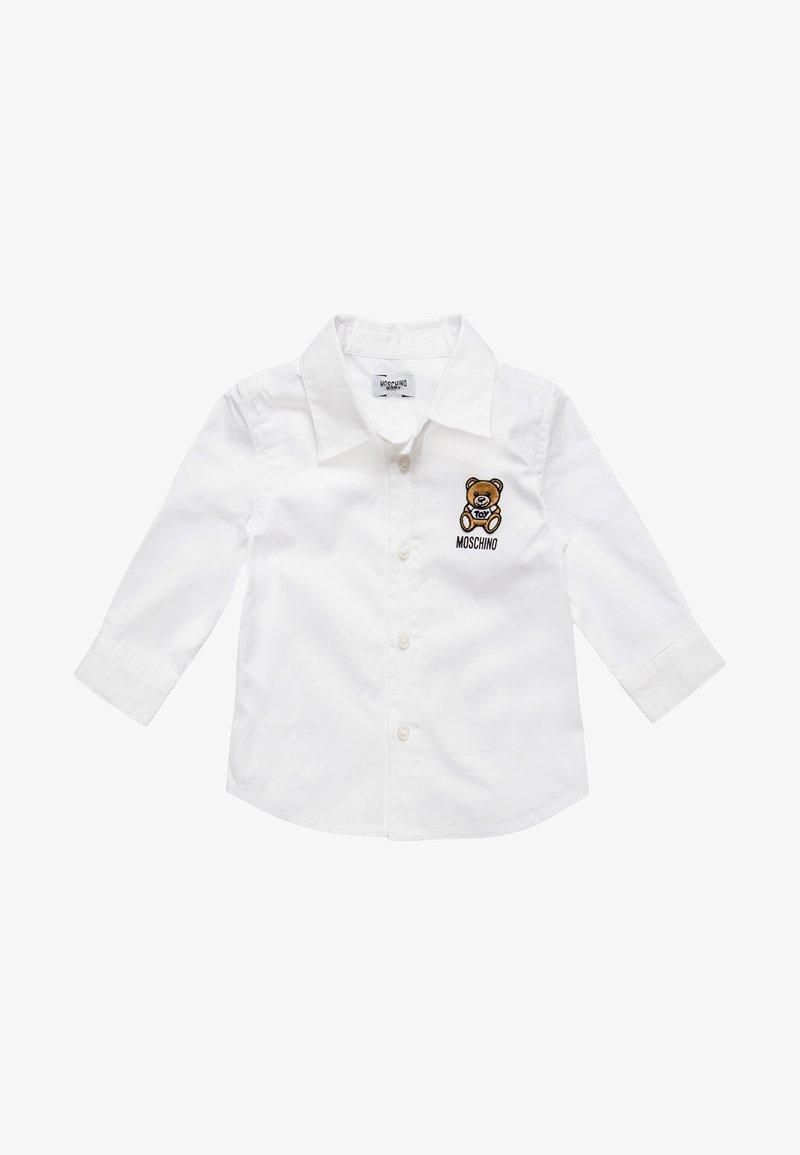 MOSCHINO - BABY BOY - Camisa - bianco ottico