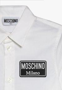 MOSCHINO - Shirt - optical white - 4